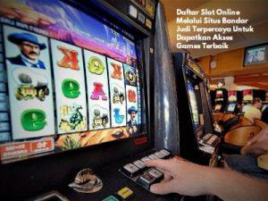 Cara Daftar Slot Ke Situs Slot Pulsa